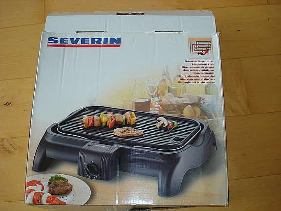 Severin Elektrogrill Tisch : Günstige severin grill produkte online kaufen