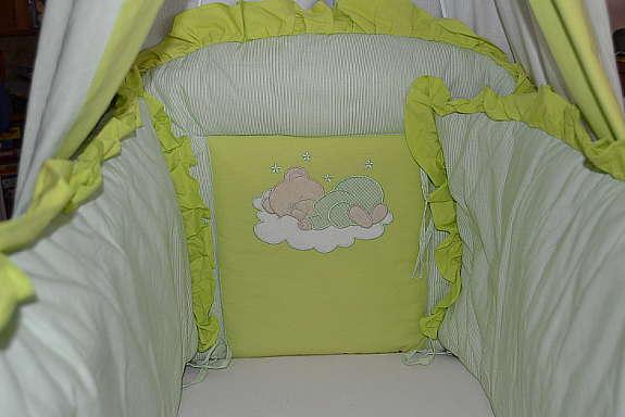 Baby wiegen oder kinderbett ausstattung u201esleeping bearu201c 1 hoork.com