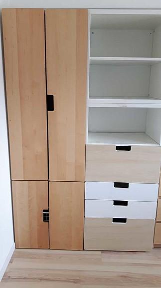 Kleiderschrank Kinder Ikea Stuva 1 Hoork Com