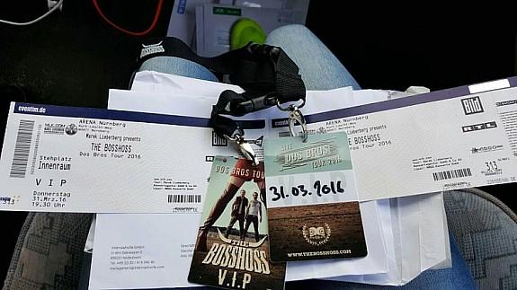 Boss Hoss Tickets