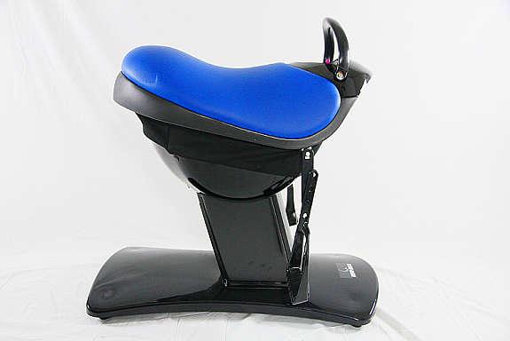 Reitmaschine Reitsimulator Cross Core Trainer Fitness Blau