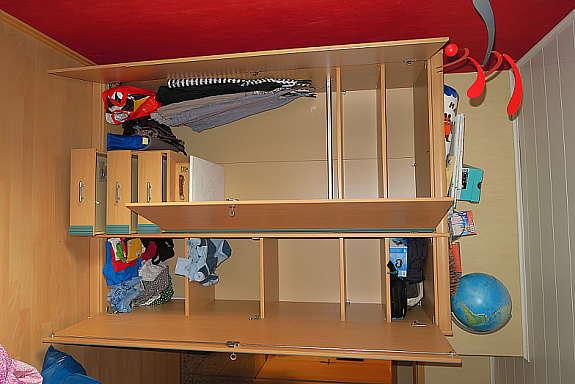 Jugendzimmer kinderzimmer von priess karat ahorn mit for Hochwertige jugendzimmer