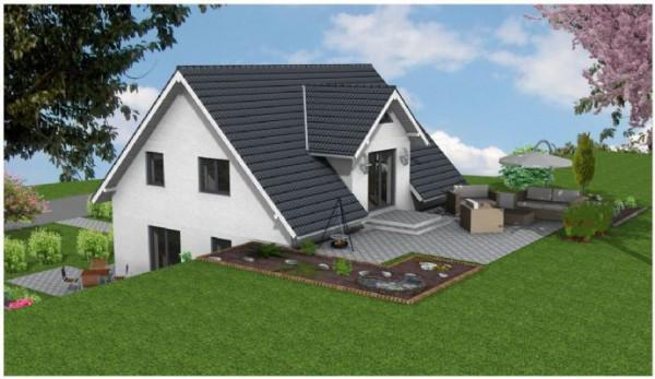 haus bauen am hang ohne keller wohn design. Black Bedroom Furniture Sets. Home Design Ideas