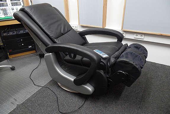 Luxus Massage Und Relaxsessel Cumulus Himolla Modell 7550 Neu