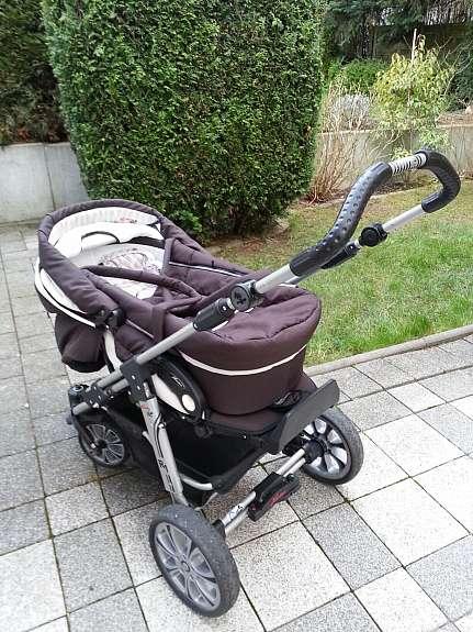 Kinderwagen Mit Hartschale