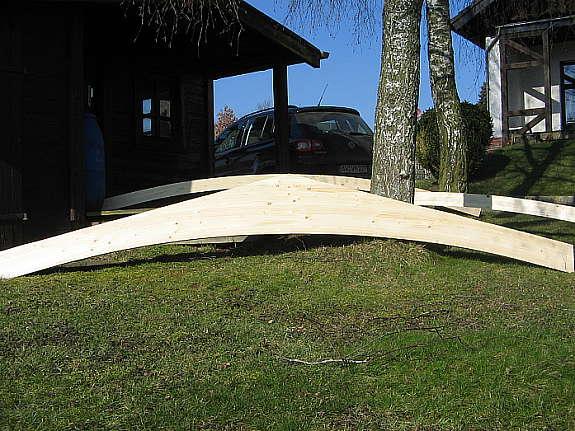 leimbinder satteldachbinder carport garage dach. Black Bedroom Furniture Sets. Home Design Ideas
