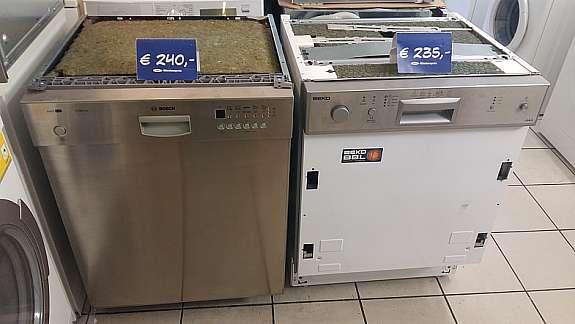 Spulmaschine Neff Oder Bosch Und Siemens Mit Display Energieklasse A