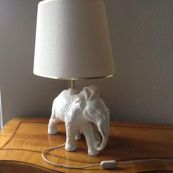 Tischlampe Elefant Hoork Com