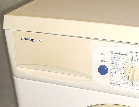 Waschmaschine privileg für ersatzteile hoork