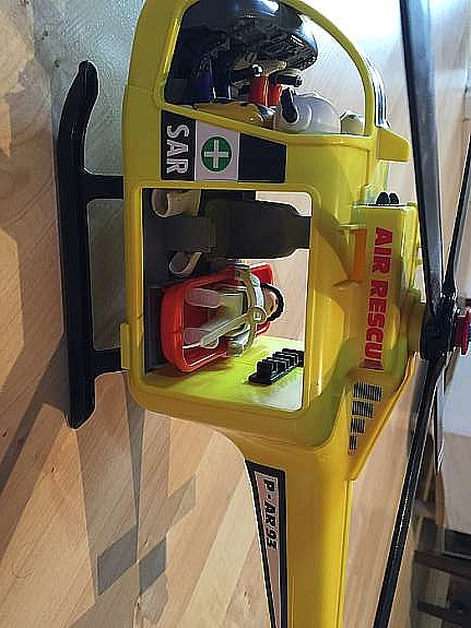 Playmobil Hubschrauber Air Rescue - hoork com