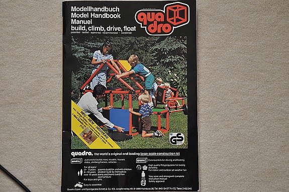 Klettergerüst Quadro Bauanleitung : Quadro baukasten hoork