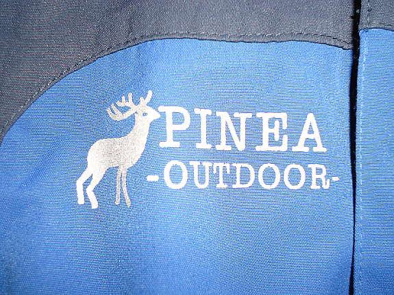 Pinea jacke outdoor
