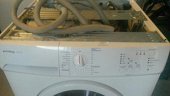 Waschmaschine privileg hoork