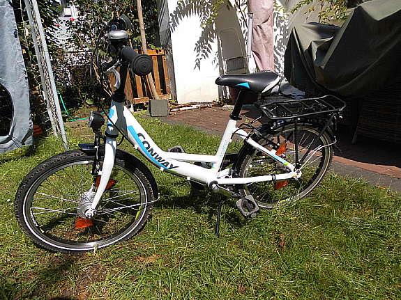 conway fahrrad 26 zoll