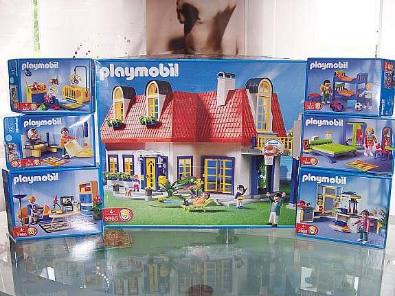 Playmobil Beleuchtung 3965 | Playmobil Haus 3965 Beleuchtung Und Viel Zubehor 8 Hoork Com