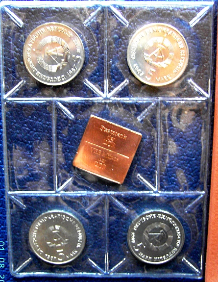 Ddr 750 Jahre Berlin 1987 Staatsbank Der Ddr Berlin Hoorkcom