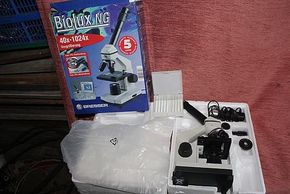 Mikroskop biolux ng 40x 1024x von bresser 1 hoork.com