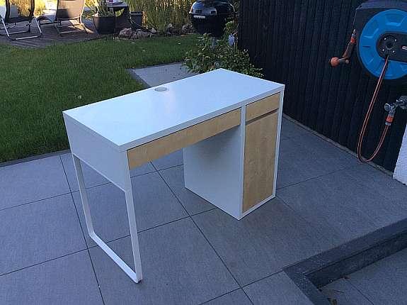Ikea Micke Schreibtisch 1 Hoork Com