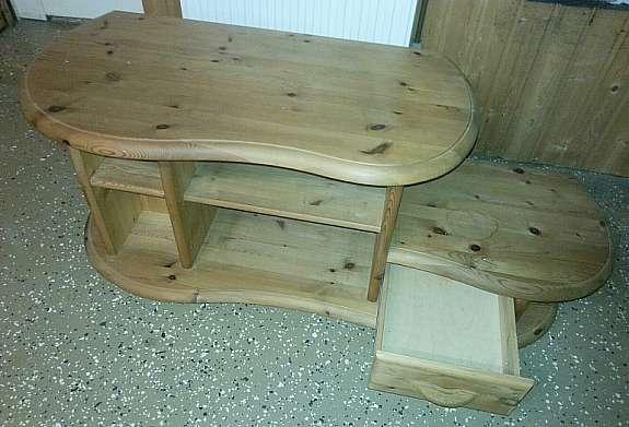 Fernsehschrank Kommode Kiefer Massiv Holz Preis 40 Eur 1