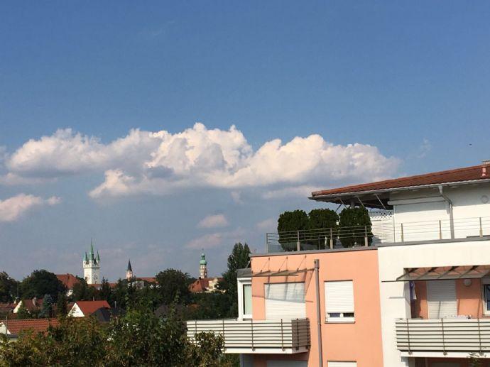 Penthouse mit Traumblick über den Dächern von Straubing \