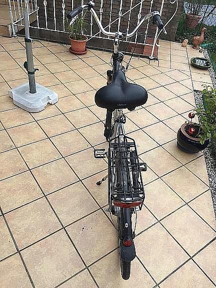 1 gang fahrrad