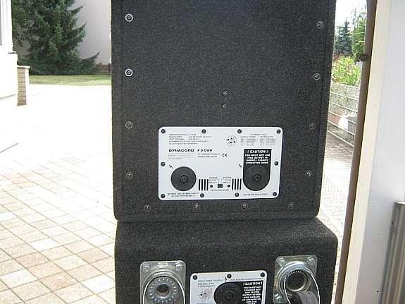 dynacord lautsprecher gebraucht
