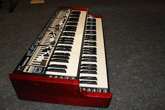 komplette orgel im pc