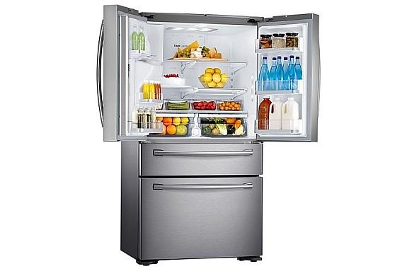 Kühlschrank French Door : Kühlschrank samsung rf24hsesbsr eg french door mit soda stream kühl
