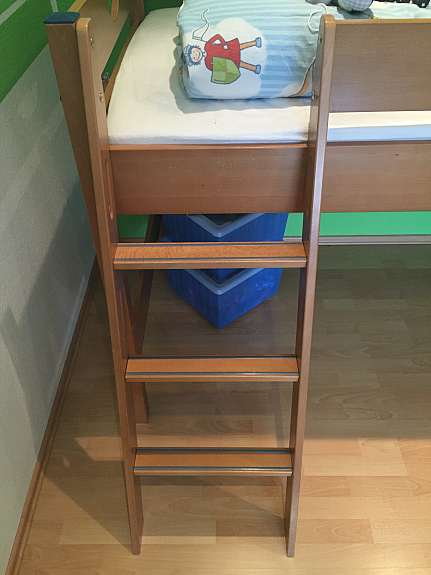 paidi hochbett varietta 1. Black Bedroom Furniture Sets. Home Design Ideas
