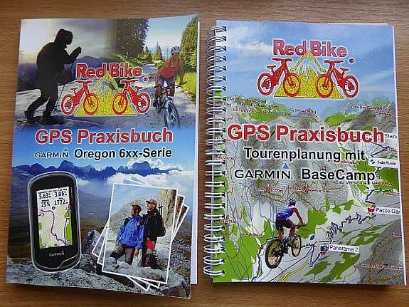Gps Praxisbuch Red Bike : Garmin gps gerät oregon hoork