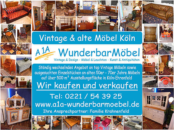 A 1a Wunderbar Möbel Ankauf Gebrauchtmöbel Köln Alte Möbel Köln