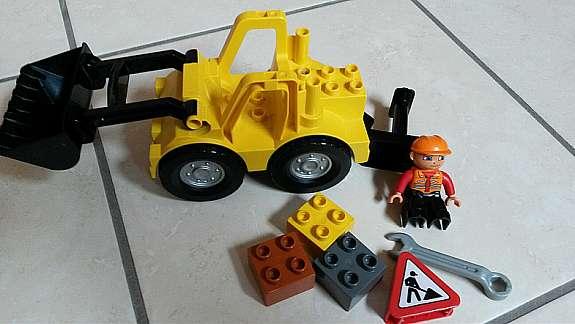 Lego duplo 10520 großer frontlader 2 hoork.com