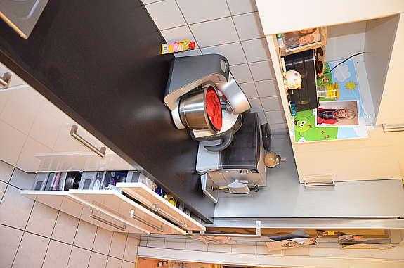 IKEA Küche Weiß Hochglanz (ohne Geräte) - hoork.com