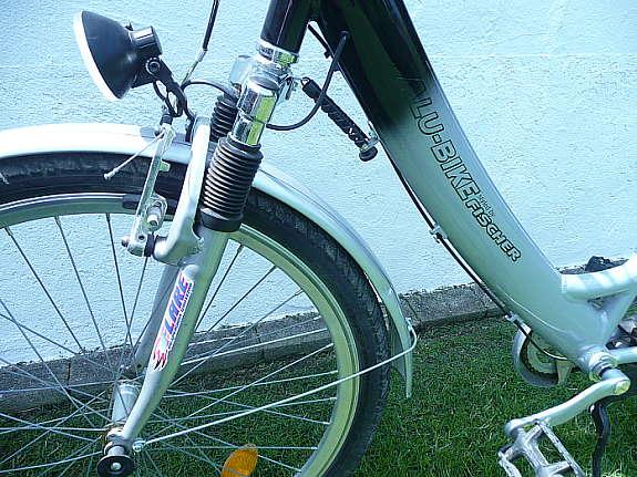 "26"" Fischer 7005 Alu-Bike 7 Gang ! - hoork.com"