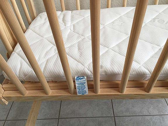 Babywiege beistellbett stubenwagen mit matratze hoork