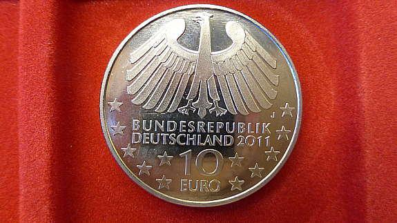 10 Euro Sonderprägung Münze Hoorkcom
