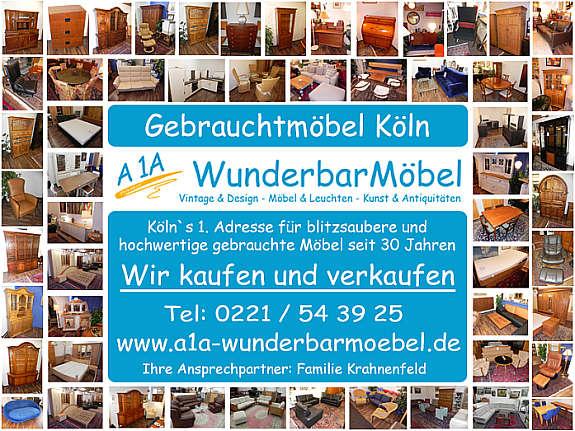 A 1a Wunderbar Möbel Edel Vitrine Von Warrings In Kirschholz Top