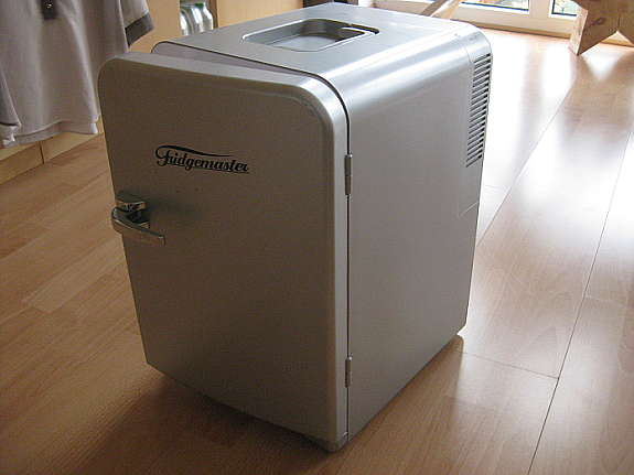 Mini Kühlschrank Fridgemaster : Fridgemaster fm l kühlschrank ebay