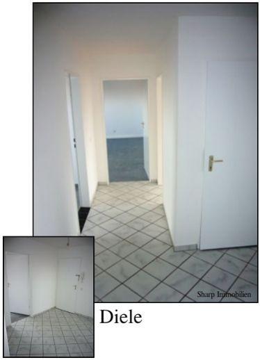 3 Zimmer Küche Bad Essen | Bedingrade Schone Grosszugige Dg Wohnung 2 Og 3 Zimmer Kuche