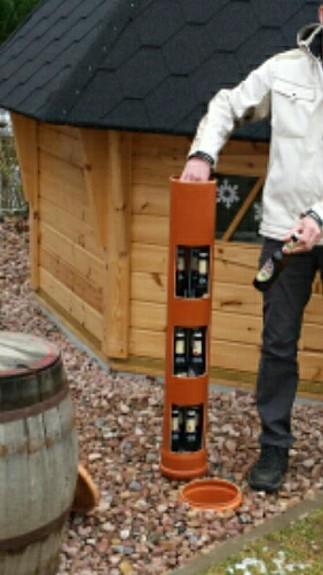 Bier Kühler Garten Camping Kühlschrank Rohr Hoorkcom