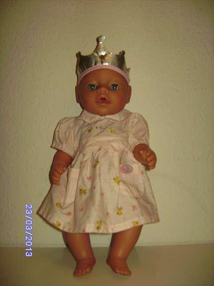baby born puppe preis
